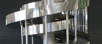 分析双链滚筒输送机快速集成系统