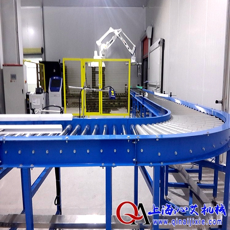 你知道转弯滚筒输送机设计转弯半径最小多少最合适吗?